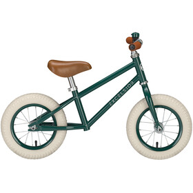 Excelsior Retro Runner Balance Bike Kids, dark green